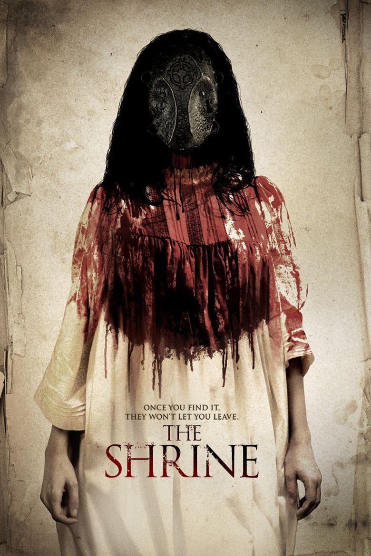 The Shrine (film) movie poster