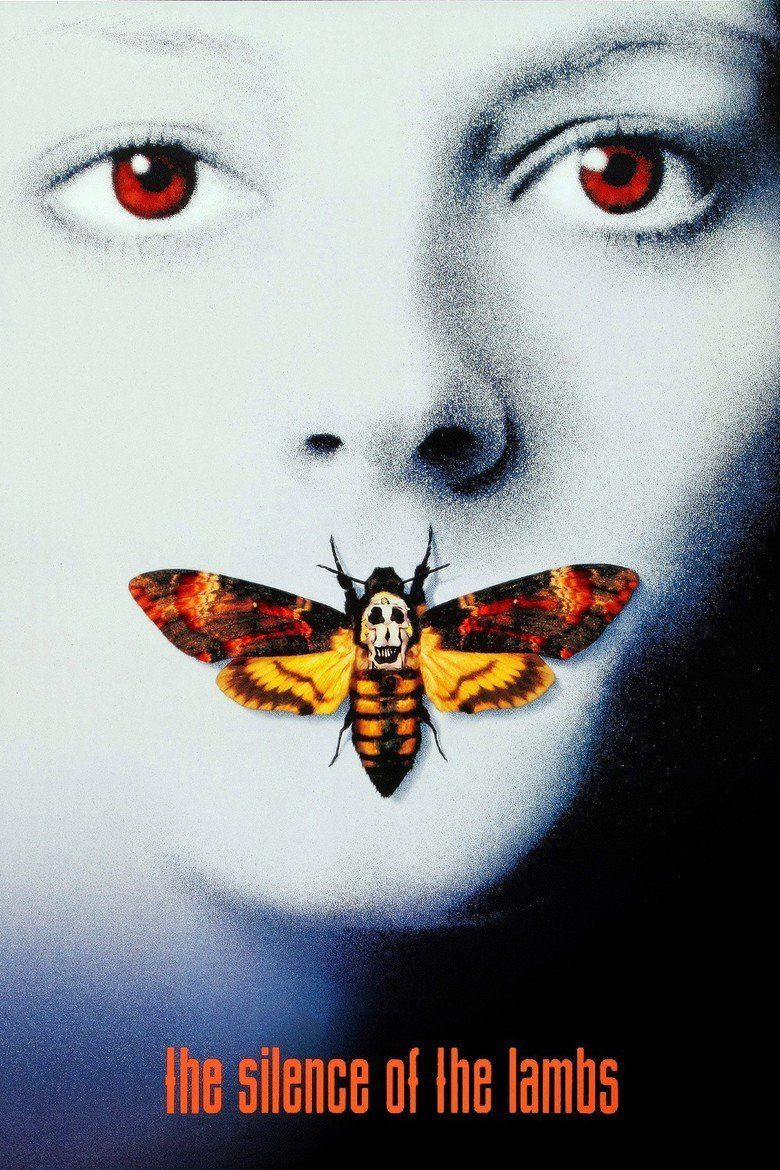 The Silence of the Lambs (film) movie poster