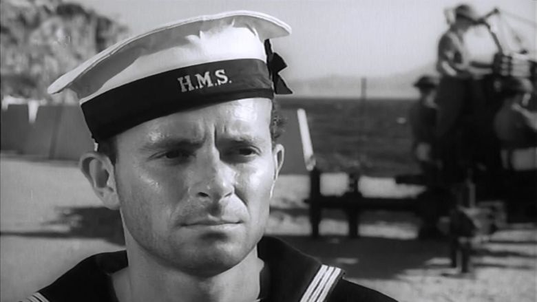 The Silent Enemy (1958 film) movie scenes
