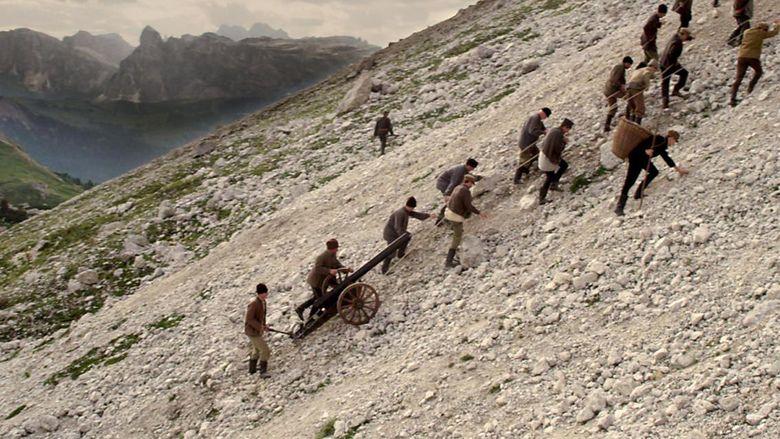 The Silent Mountain movie scenes