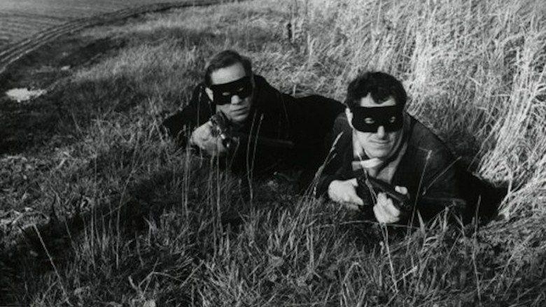 The Silent Raid movie scenes