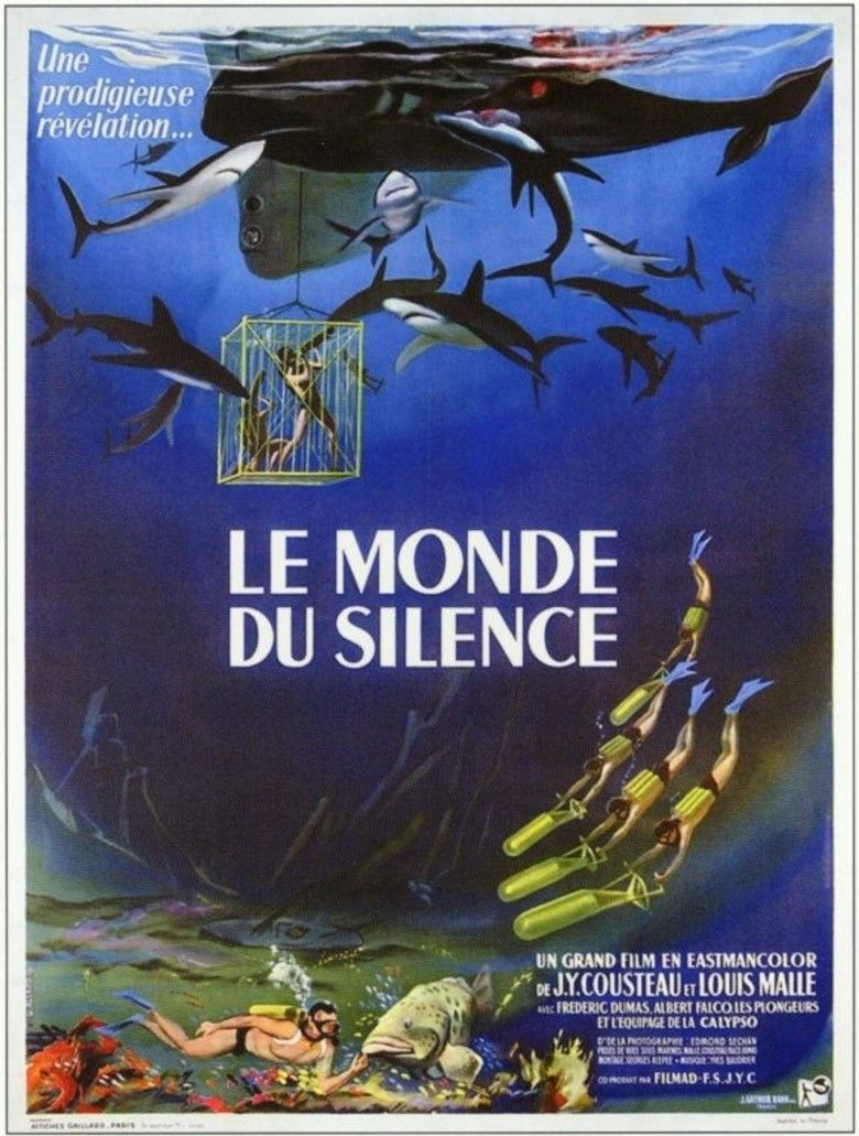 The Silent World movie poster