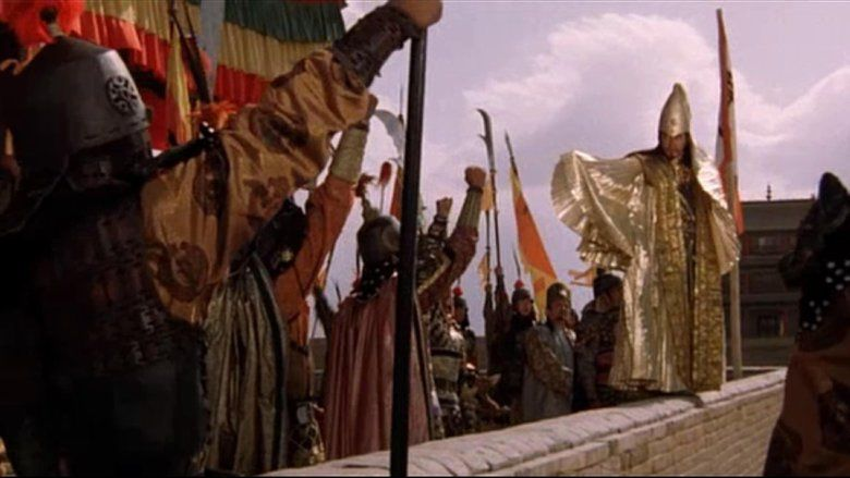 The Silk Road (film) movie scenes