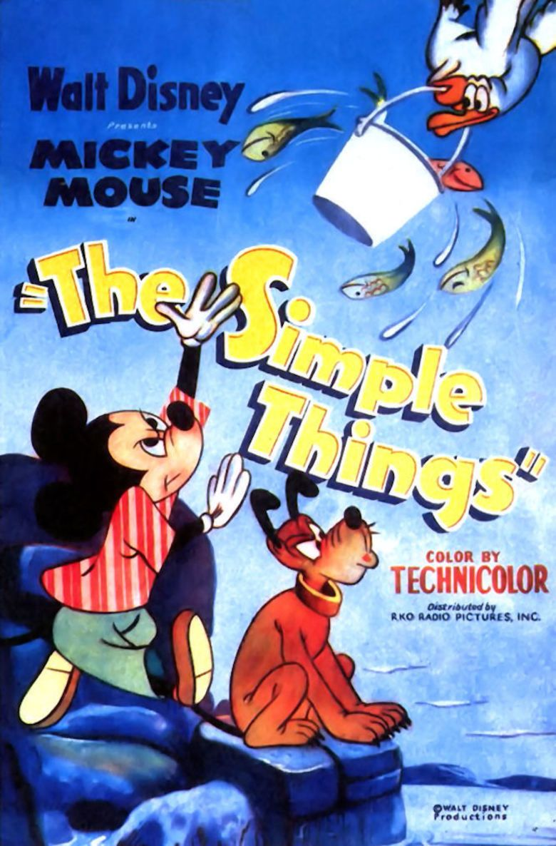 The Simple Things movie poster