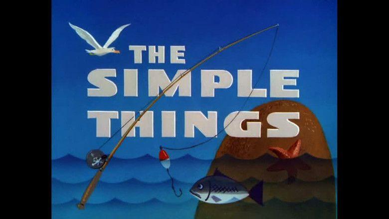 The Simple Things movie scenes