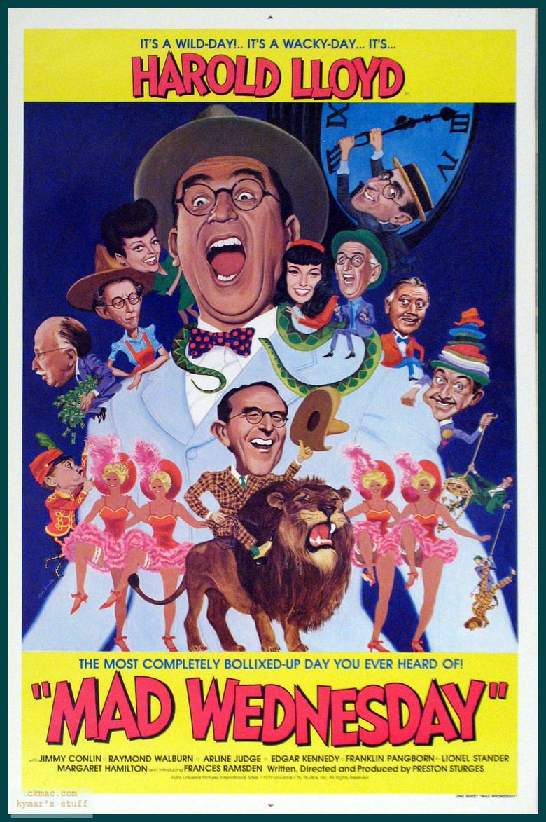 The Sin of Harold Diddlebock movie poster