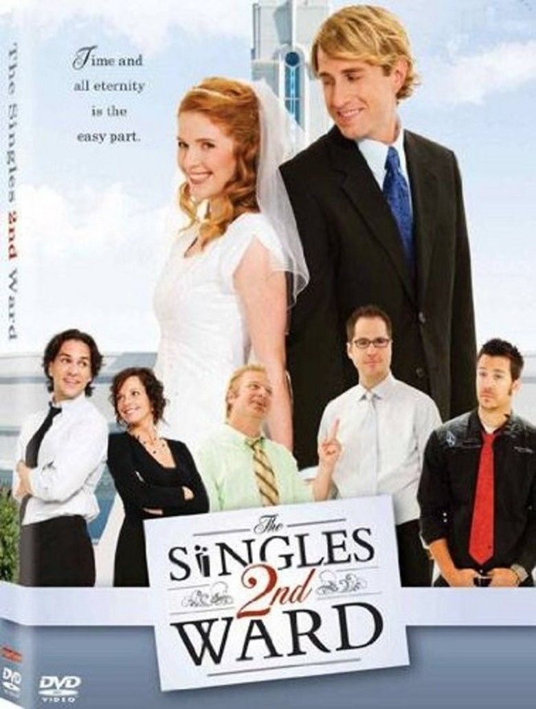 The Singles 2nd Ward movie poster
