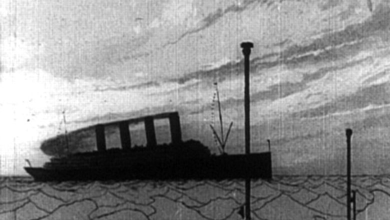 The Sinking of the Lusitania movie scenes