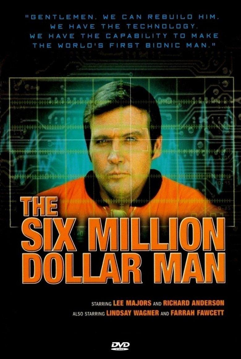 The Six Million Dollar Man movie poster