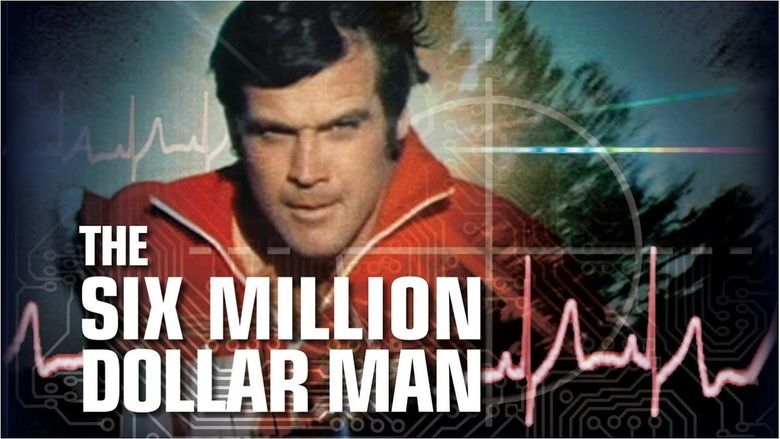 The Six Million Dollar Man movie scenes