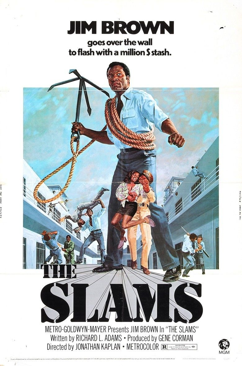 The Slams movie poster