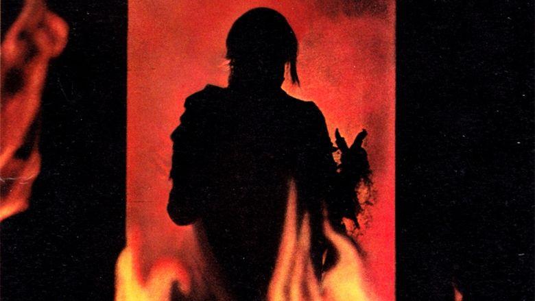 The Slayer (film) movie scenes