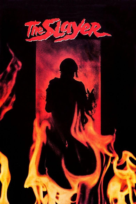 The Slayer (film) movie poster