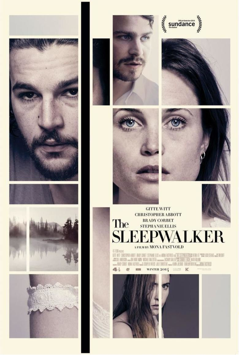 The Sleepwalker (2014 film) movie poster