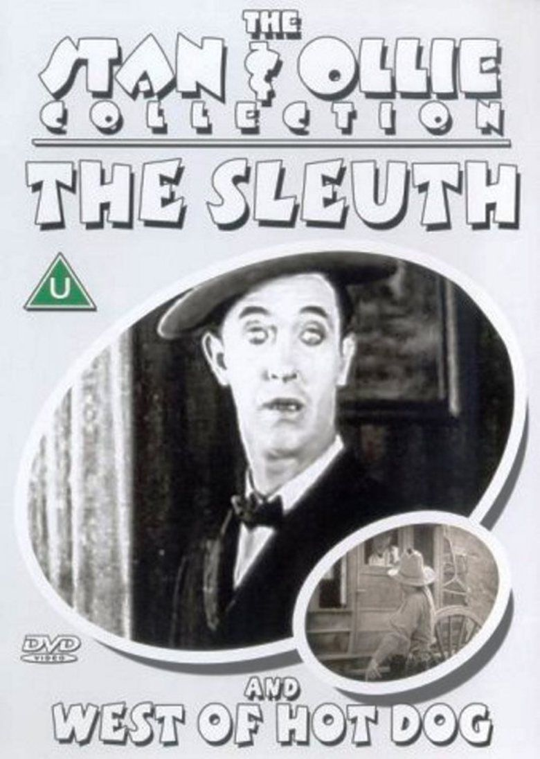 The Sleuth (film) movie poster