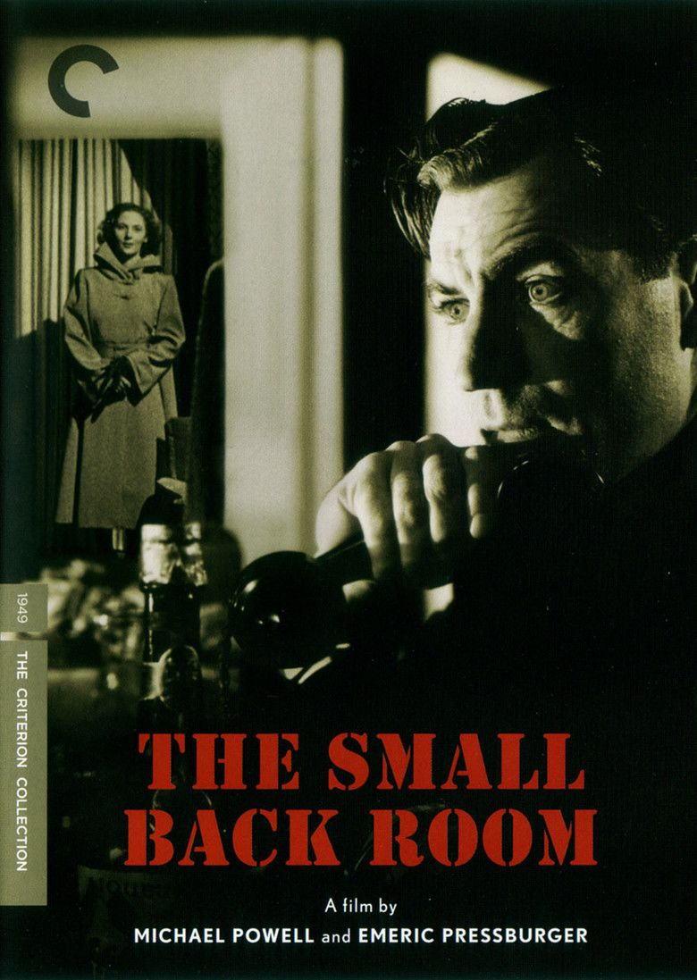 The Small Back Room movie poster
