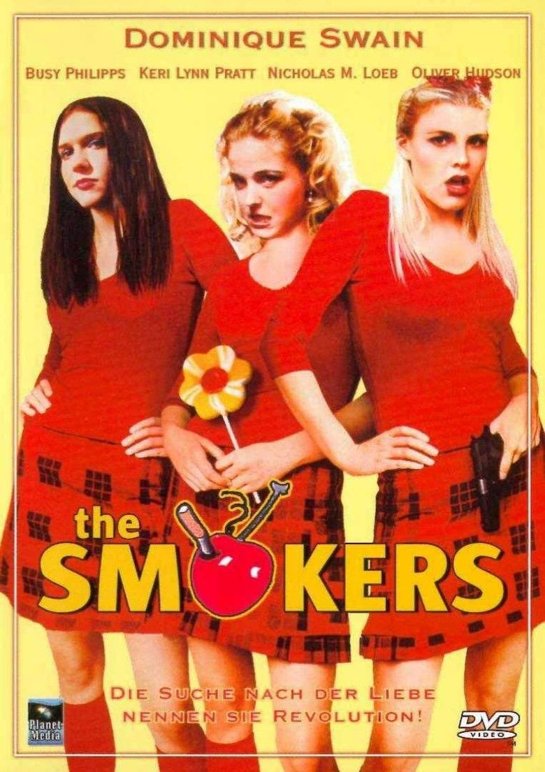 The Smokers (film) movie poster