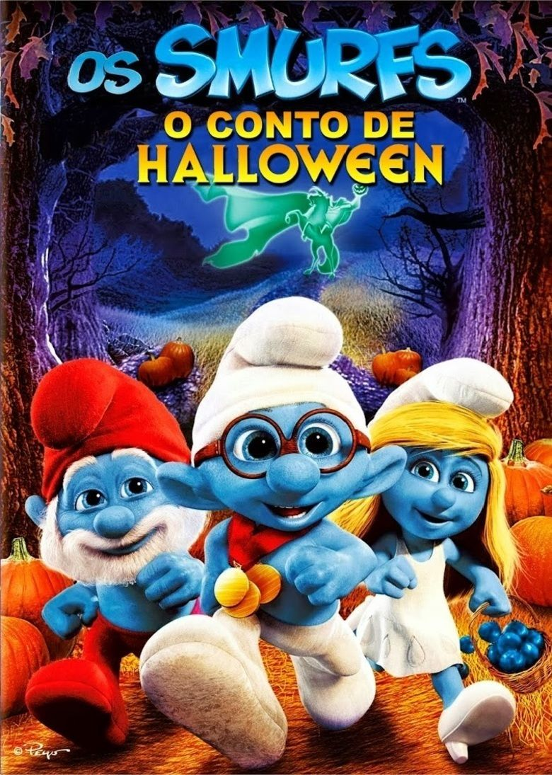 The Smurfs: The Legend of Smurfy Hollow movie poster