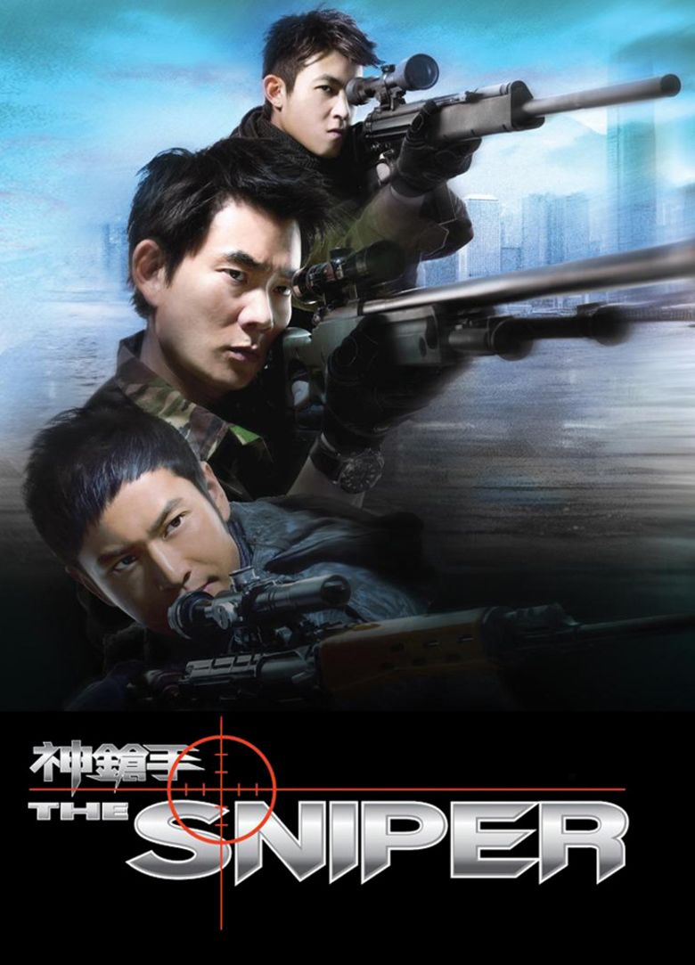 The Sniper (2009 film) movie poster