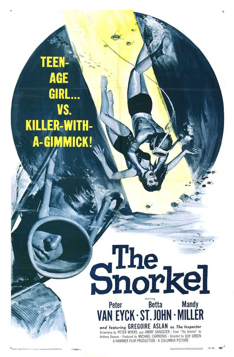 The Snorkel movie poster