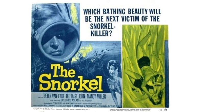 The Snorkel movie scenes