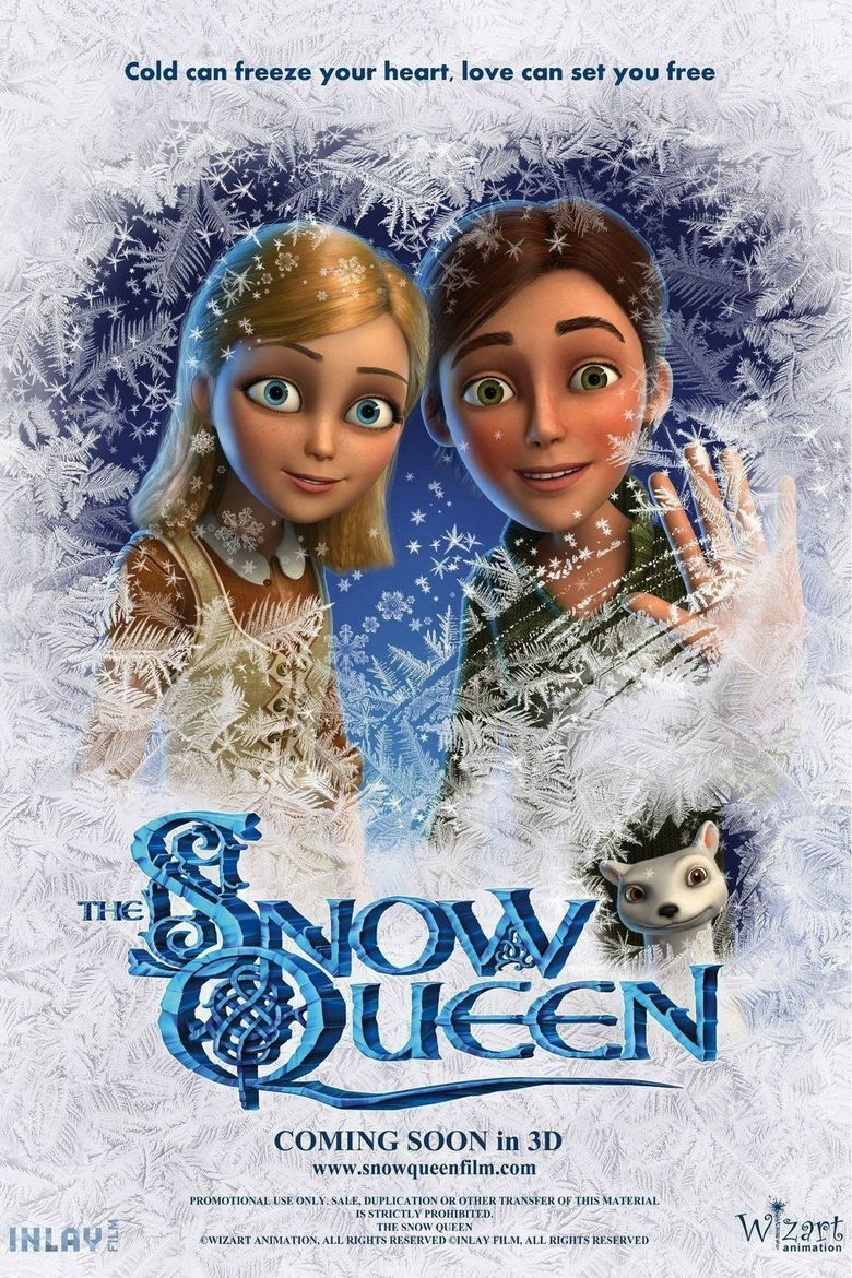 The Snow Queen (2012 film) movie poster
