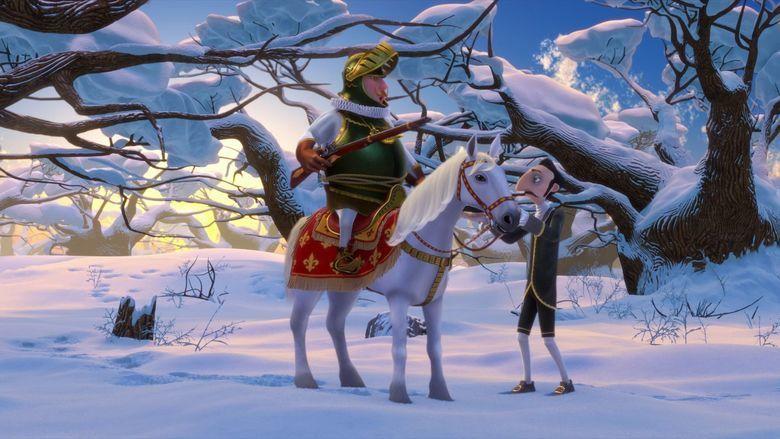 The Snow Queen (2012 film) movie scenes