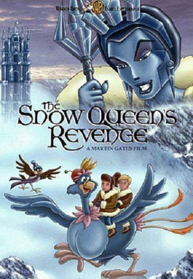 The Snow Queens Revenge movie poster