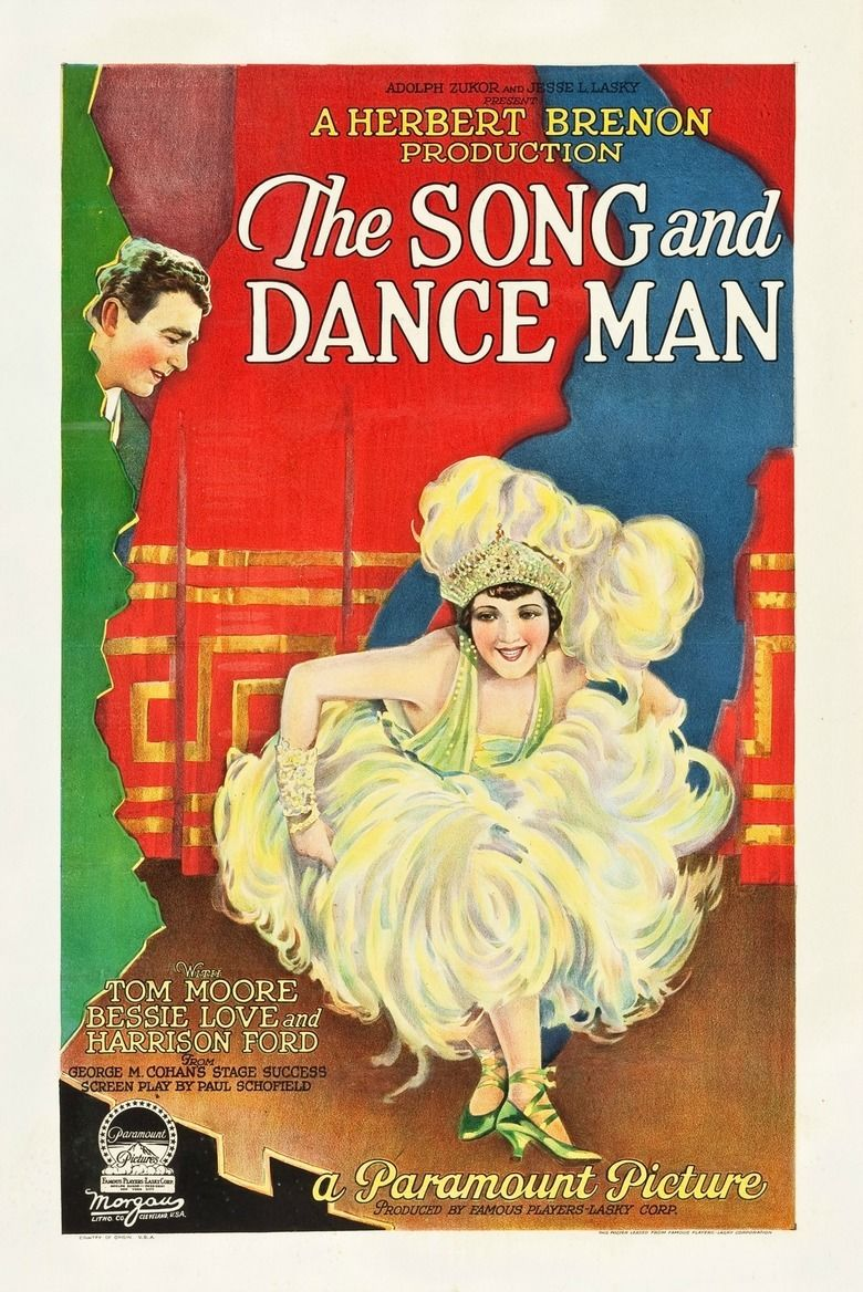 the song and dance man a Bill brennan, known as billy b, the natural science song and dance man, is a  children's musician and performer songs, dances, theatrical backdrops, and.