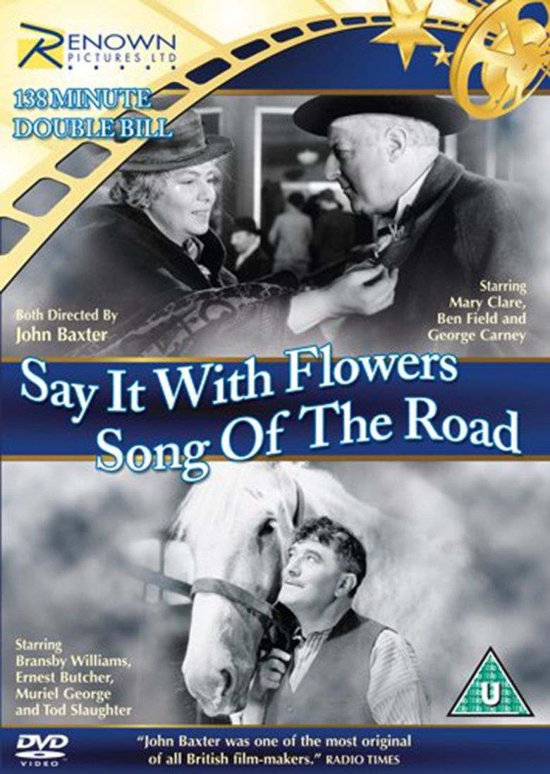 The Song of the Road movie poster