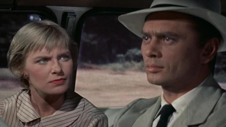The Sound and the Fury (1959 film) movie scenes