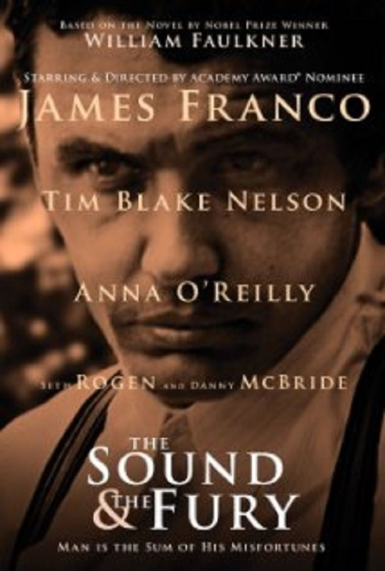 The Sound and the Fury (2014 film) movie poster