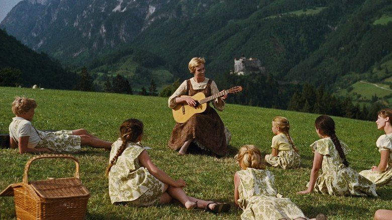 The Sound of Music (film) movie scenes
