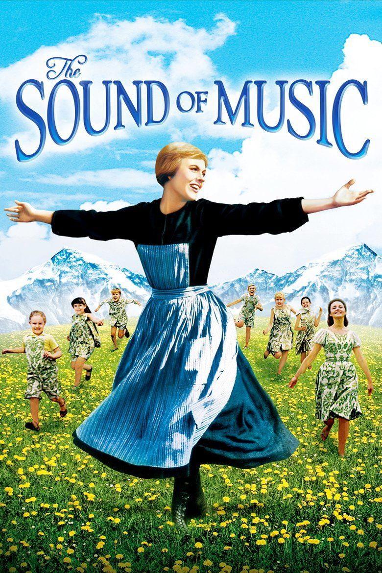 The Sound of Music (film) movie poster