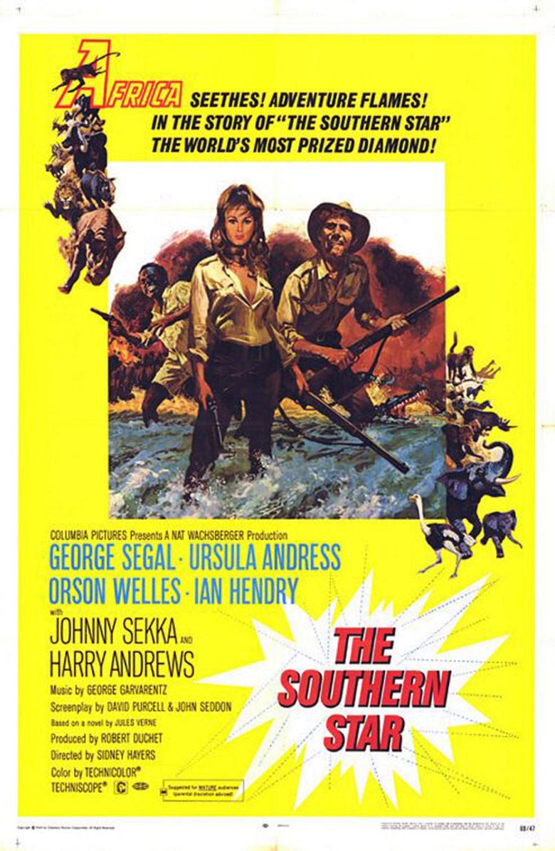 The Southern Star (film) movie poster