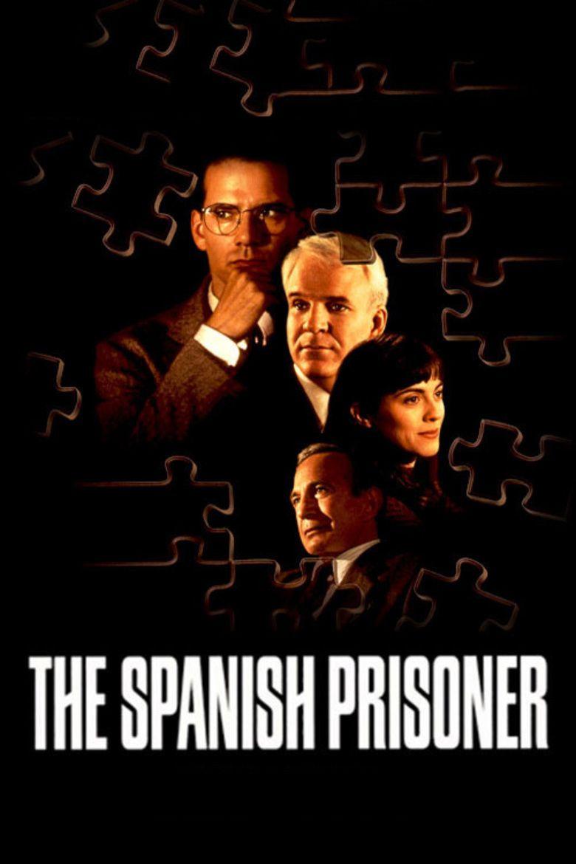 The Spanish Prisoner movie poster