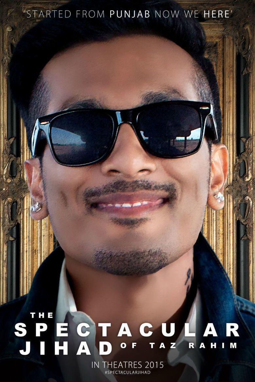 The Spectacular Jihad Of Taz Rahim Alchetron The Free Social