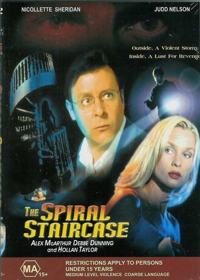 The Spiral Staircase (2000 film) movie poster