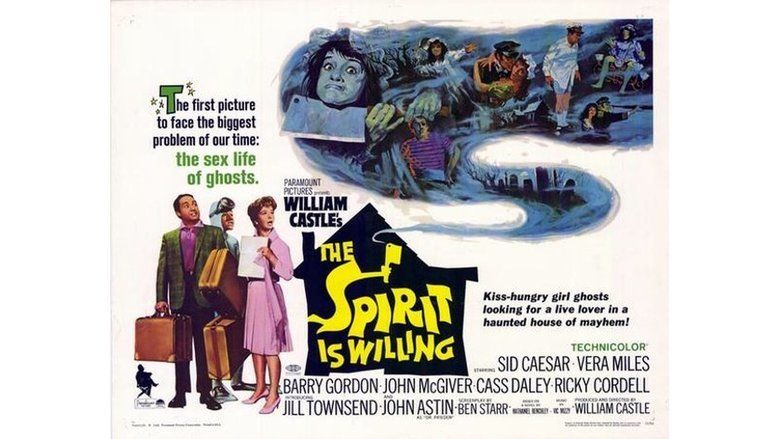 The Spirit Is Willing movie scenes