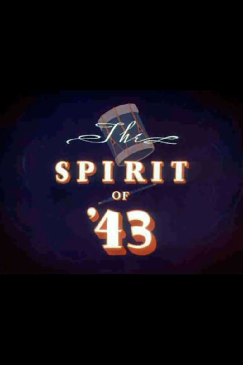 The Spirit of 43 movie poster