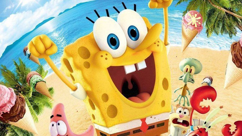 The SpongeBob Movie: Sponge Out of Water movie scenes