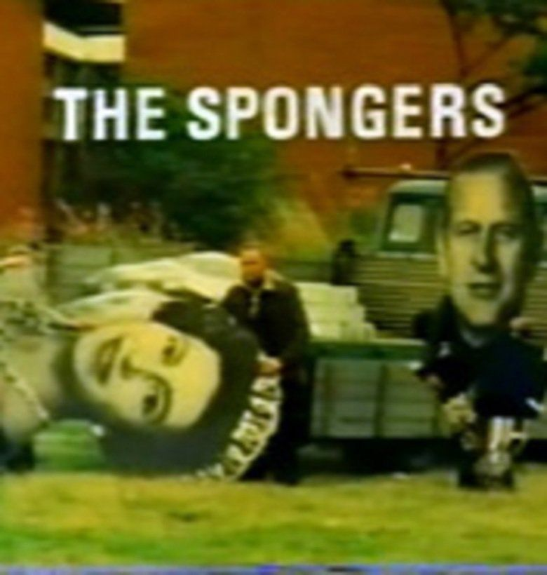 The Spongers movie poster