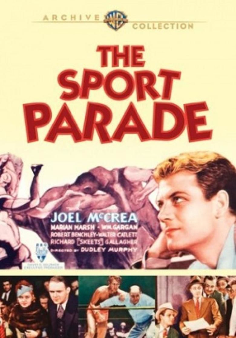 The Sport Parade movie poster