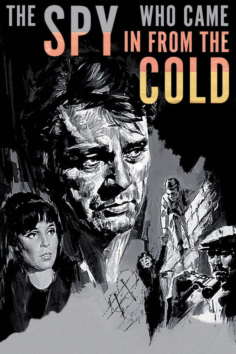 The Spy Who Came in from the Cold (film) movie poster