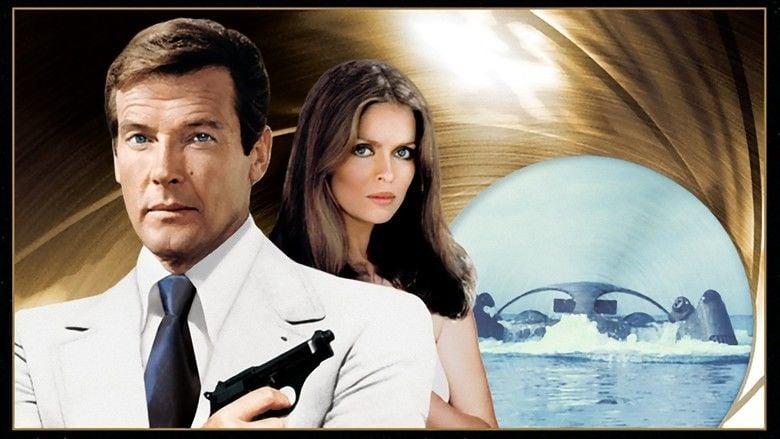 The Spy Who Loved Me (film) movie scenes