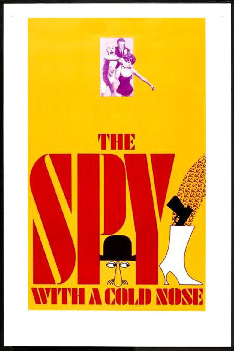 The Spy with a Cold Nose movie poster