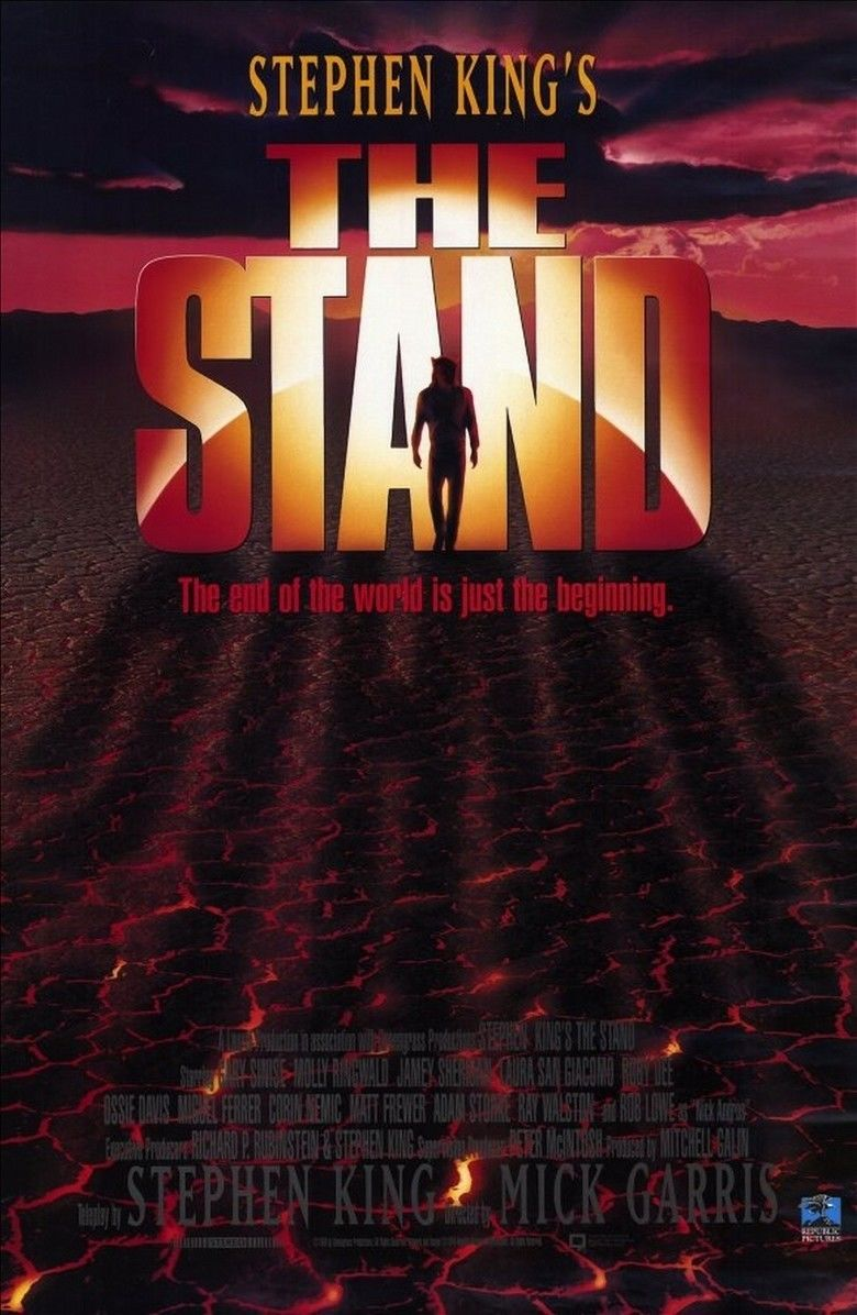 The Stand (miniseries) movie poster
