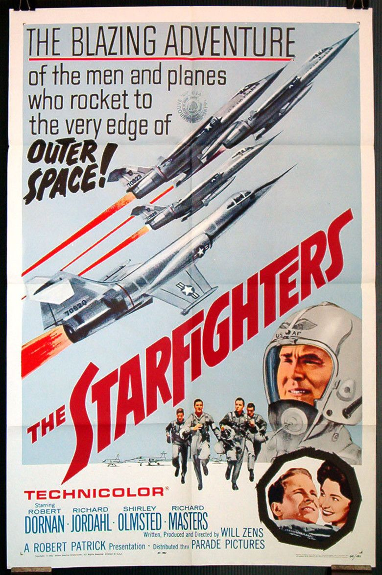 The Starfighters movie poster