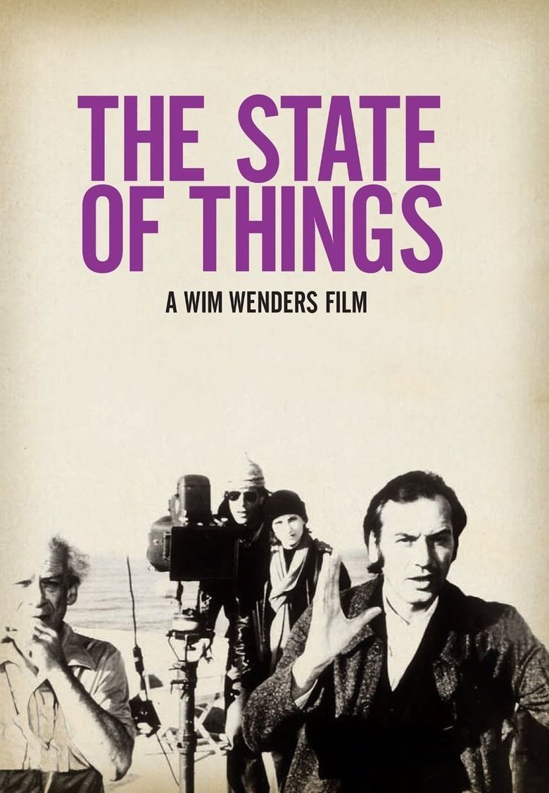 The State of Things (film) movie poster