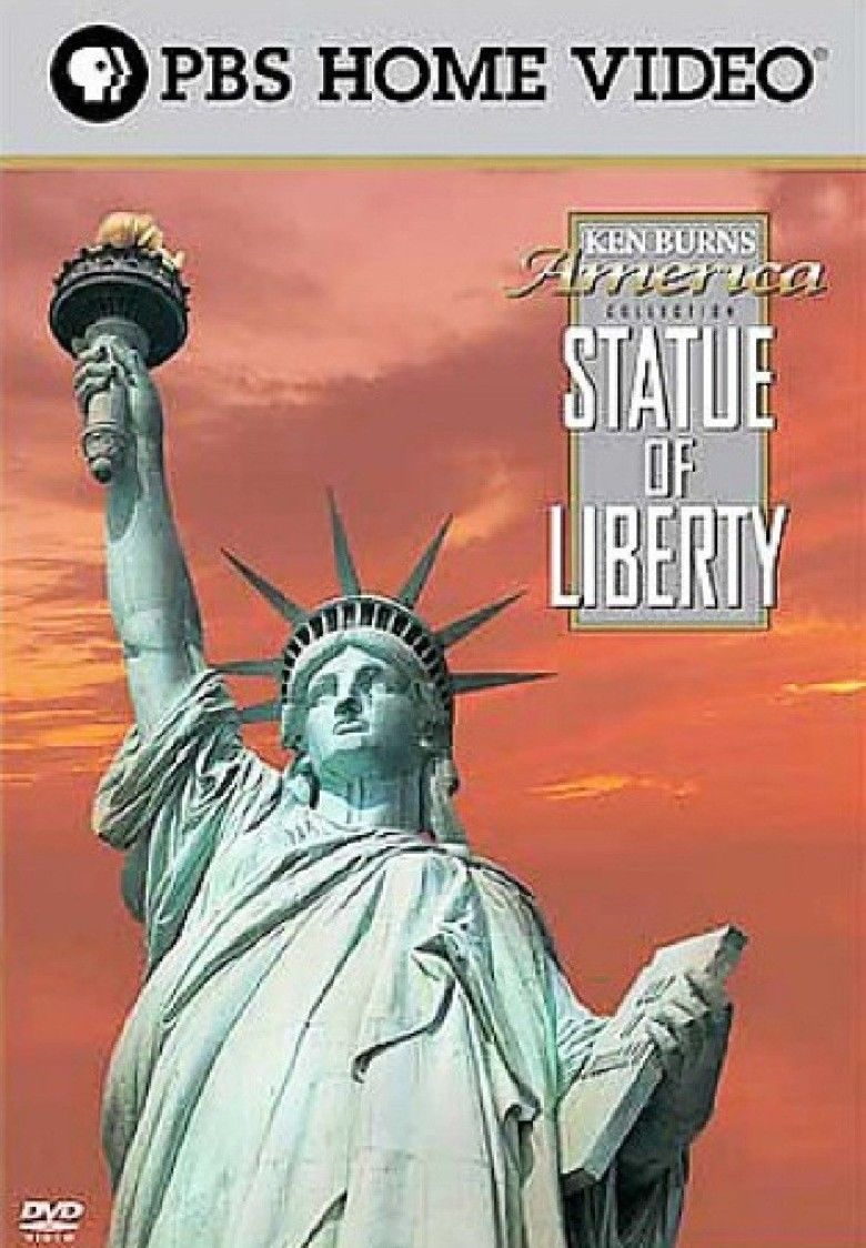 The Statue of Liberty (film) movie poster